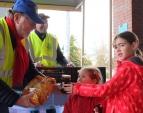 Rotary haalt bij Albert Heijn 2600 artikelen op voor Voedselbank